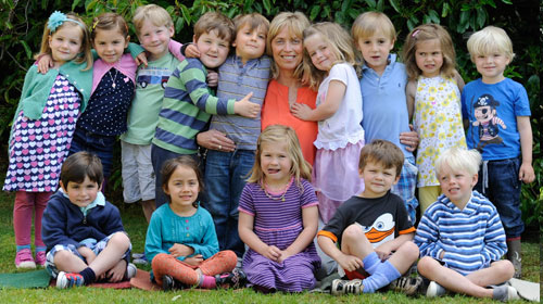 Suzanne Webb - early years home tutor
